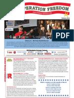 Blue Star Card Newsletter February 2011