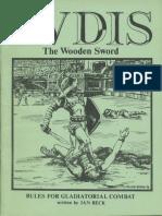 Rudis - The Wooden Sword