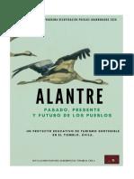PROYECTO ALANTRE IES CLAUDIO SANCHEZ ALBORNOZ