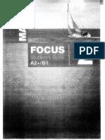 Sue K. - Matura. Focus 2. Students Book. A2+B1. Szkoły ponadgimnazjalne.pdf