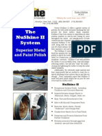 NuShineII Product Bulletin
