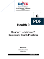 Health 9 week 2