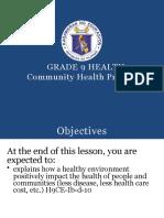 health 9 II