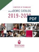Stevens_2019-2020_Academic_Catalog