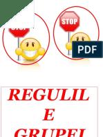 Stop R. grupei