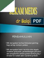 Rekam Medik Kedokteran Keluarga