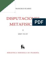 Suárez, Francisco.  Disputaciones Metafísicas VII-XV. Edición Bilingüe. Madrid  Gredos, 1960. Vol 2..pdf