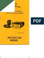 RE-CAP 2 Instruction Manual