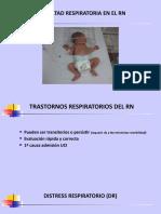 T. respiratorios del RN