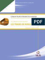 LES TRAINS DE ROULEMENT - ffc Constructiv