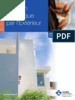 Isolation Thermique par l'Extérieur - Sigma Coatings
