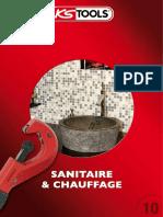 outillage sanitaire - Mesure 2000