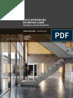 sols intérieurs en béton lissé (architecture 3) - Febelcem (1)