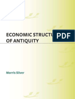 Economic Structures of Antiquity - Morris Silver