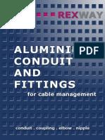 REXWAY Aluminium Conduit and Fittings Catalogue.pdf