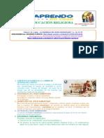 5to ANO TEMA 4 PARABOLA DEL BUEN SAMARITANO 2020