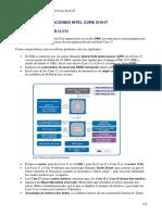 ANEXO 2.3.3 Generaciones Intel Core i3-i5-i7