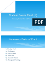 Nuclear Power Plant (II)