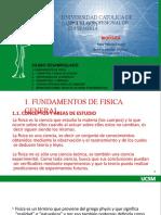 1. FUNDAMENTOS DE FISICA. MAGNITUDES.UNIDADES. GRAFICOS.