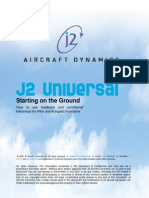 J2 Universal Aircraft Ground Roll (US)