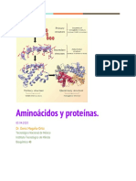 Apuntes Proteínas