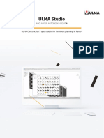 ULMA-Studio-User-Guide