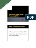 2. Proceso de Desarrollo de Productos PDP