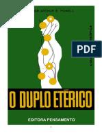 Powell, Arthur - O Duplo Etérico (Revisado)