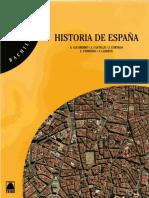 historia de españa, bachillerato - editorial teide - primera evaluación