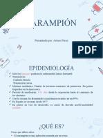 Sarampión-SIMPOSIO