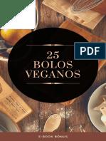 25 Bolos Veganos