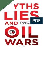 Myths, Mensonges Et Guerre à Huile