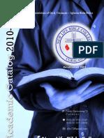 NLBC Catalog 2011-2013