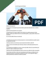 Que es Prospección y Técnicas de Prospección de Clientes
