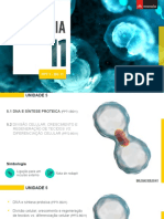 DNA e síntese proteica