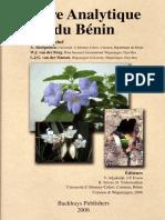 Flore Du Benin 2006