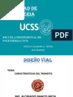 TEMA 03 - CARACTERISTICAS DE TRANSITO IMDA