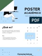 Poster Académico