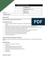 AR - Job Talent & Development Lead