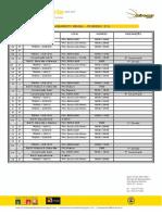 Planeamento mensal minibasquete Fev11