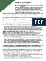 Rossana Castrignano Resume @ May 17 2020  .pdf