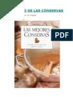 EL LIBRO DE LAS CONSERVAS
