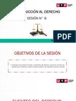 SEMANA 8-UNIDAD III - INTRODUCCIÓN AL DERECHO -UTP