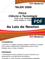 Física PPT - As Leis de Newton