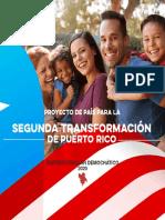 Programa de Gobierno PPD