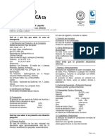 HOJA DE SEGURIDAD Sulfato Aluminio B Líquido SULFOQUIMICA (1)