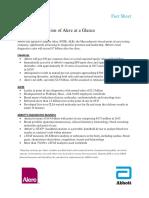 FINAL_Abbott.Alere Fact Sheet