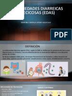 ENFERMEDADES DIARREICAS INFECICOSAS (EDAS)