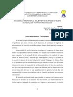 Desarrollo Profesional Doente L.E. del IPM