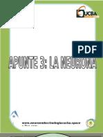 Apunte 3 La Neurona 2010